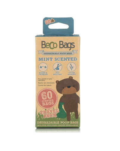 scented poo bag
